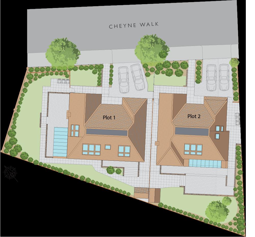 Cheyne Walk Giles Homes